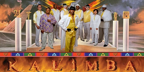 Kalimba The Spirit of Earth, Wind and Fire Christmas Show-Festival Seating tickets