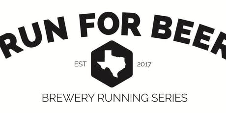 TX Brewery Running Series - Six (6) Pack of Events  tickets