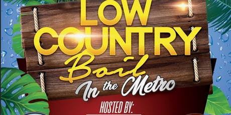 """""""Low Country Boil in The Metro"""" tickets"""