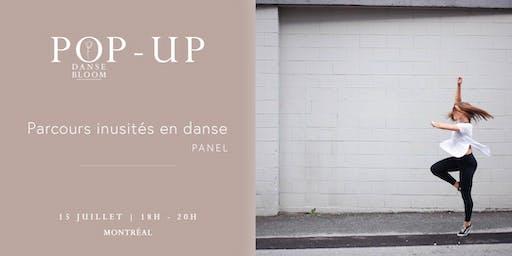POP-UP: Parcours inusité en danse
