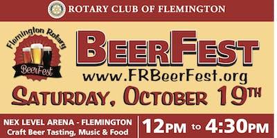 Flemington Rotary BeerFest 2019