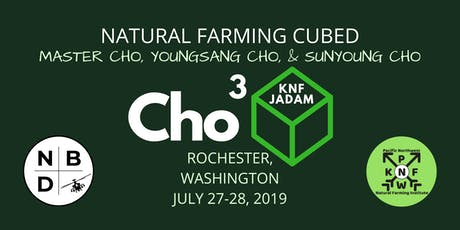 Natural Farming Cubed tickets