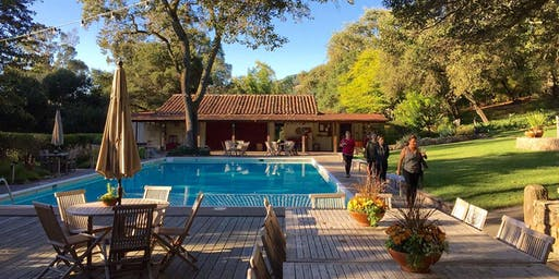 Body Flows Yoga Retreat in Sonoma with Hiking and Wine Tasting - Sept 27-29, 2019