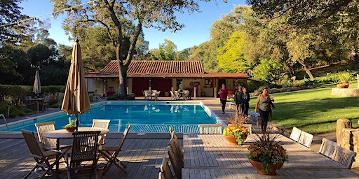 Body Flows Yoga Retreat in Sonoma with Hiking and Wine Tasting - Feb 2020