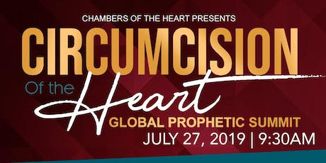 Circumcision of the Heart Global Prophetic Summit tickets