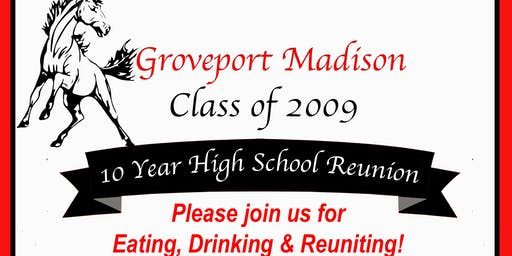 Groveport Madison Class of 09 Reunion