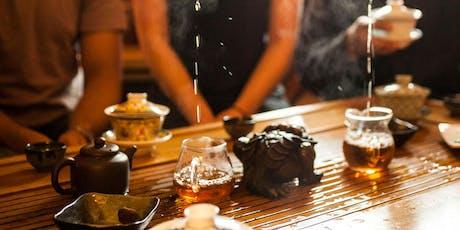 Intro to Gung Fu Tea Ceremony tickets