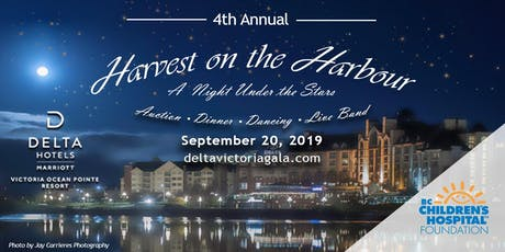 Harvest on the Harbour -  A Night Under the Stars 2019 tickets