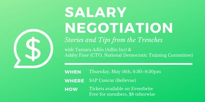 Salary Negotiation - Stories and Tips from the Trenches