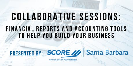 Collaborative Session: Financial Reports and Accounting Tools  tickets