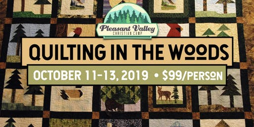 Fall Quilting Retreat 2019