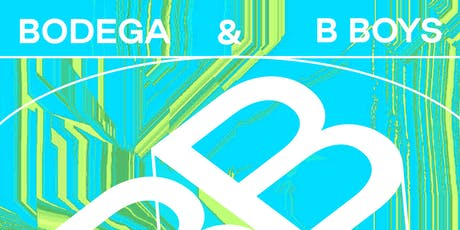 B Boys & Bodega at The Whistle Stop tickets