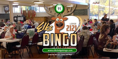 Bingo Night @ the Elks Lodge tickets