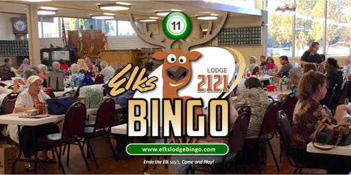 Bingo Night @ the Elks Lodge