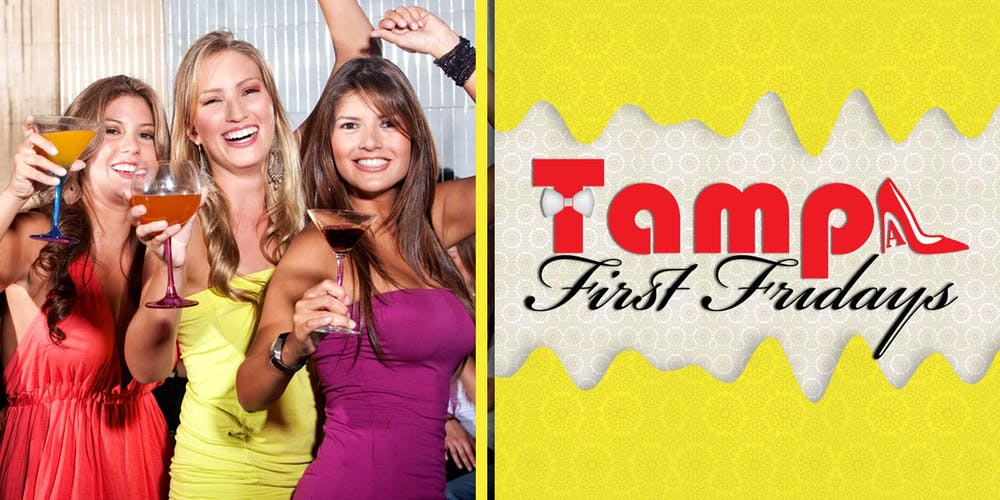 Tampa First Friday Tickets, Multiple Dates   Eventbrite