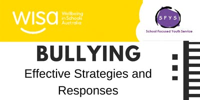 PD: Bullying - Effective Strategies and Responses