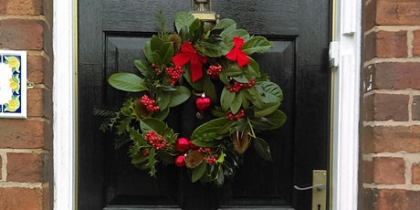 Yuletide Wreath Making Workshop tickets