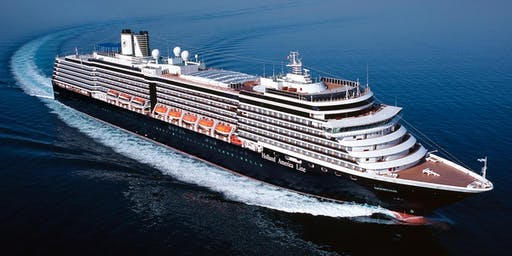 Holland America Nieuw AMSTERDAM Tour & Lunch SOLD OUT