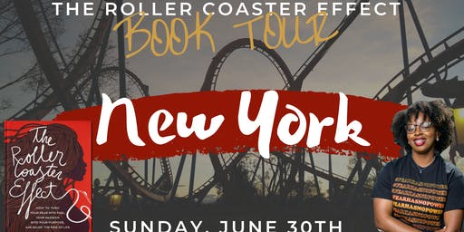 The Roller Coaster Effect Book Tour - New York City