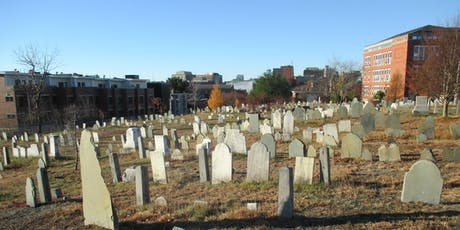 Walking Tour of Eastern Cemetery - Portland Maine tickets