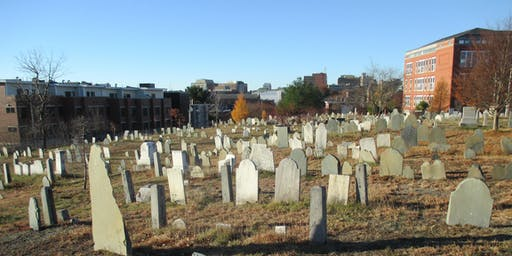 Walking Tour of Eastern Cemetery - Portland Maine