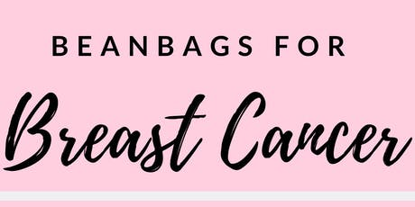 Beanbags for Breast Cancer tickets