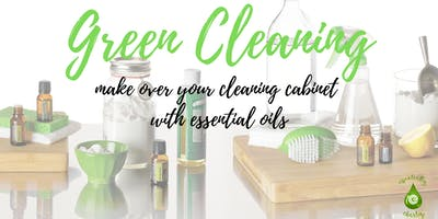 Green Cleaning - Creating Non-Toxic Solutions