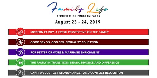 Family Life Certification Program Part 2