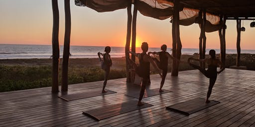 Mexico Beachfront Body Flows Yoga and Wellness Retreat - Oct 2019