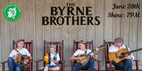 The Byrne Brothers tickets