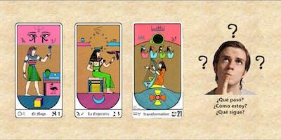 Curso básico de Tarot Terapéutico (Egipcio)