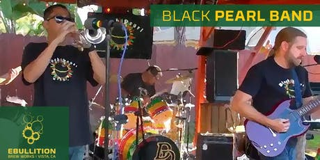 Reggae & Ska with Black Pearl Band At Ebullition Brew Works tickets