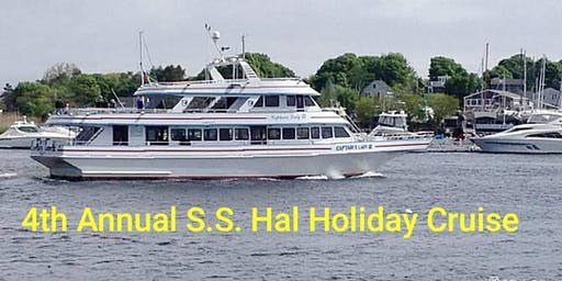 4th Annual S.S Hal Holiday & The Tones Cruise