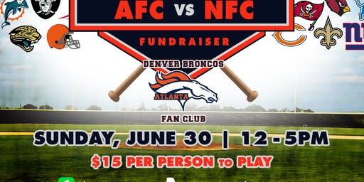 Rep your team softball fundraiser