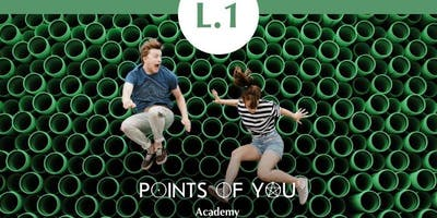 POINTS OF YOU® L.1 HELLO POINTS! June 2019 San Diego
