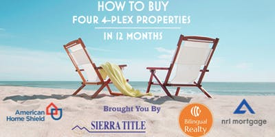 How to Buy Four 4-Plex Properties in 12 Months - Pharr - June Saturday