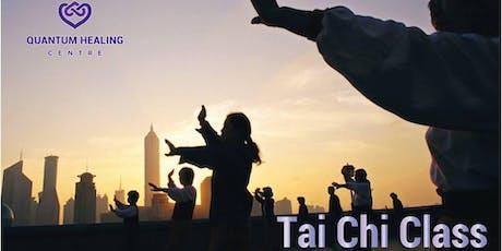 Tai Chi Weekly Class tickets