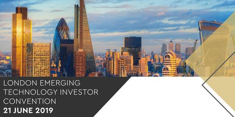 London Emerging Technology Investor Convention tickets