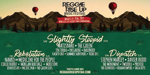 Reggae Rise Up Music Festival