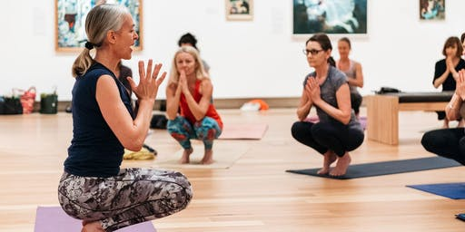 MONTHLY MINDFULNESS YOGA