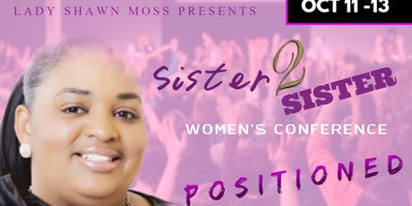 Sister 2 Sister Women's Conference tickets