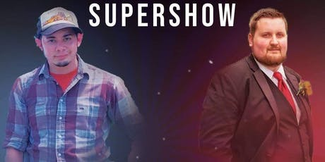 Comedy and hypnosis show with Kai dutchmaster Morgan and Dylan daubenspeck tickets