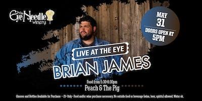Brian James May 31, 2019 at 5:00 pm