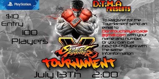 DTMA Cleburne Street Fighter 5 Tournament