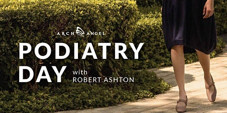 Podiatry Day by Robert Ashton tickets