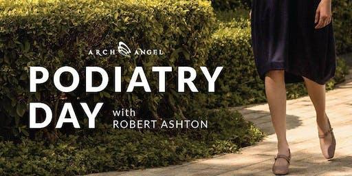 Podiatry Day by Robert Ashton