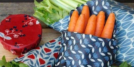 DIY Beeswax Food Wrap Workshop