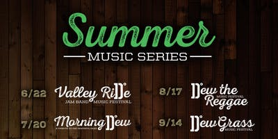 Dew Point Summer Music Series Pass Package