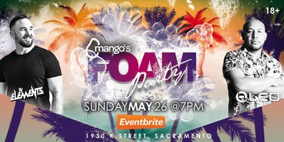 Mango's Foam Party 2019