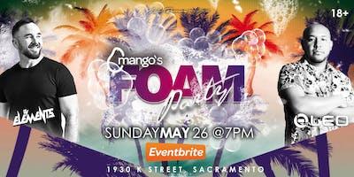 Mango's Foam Party 2019
